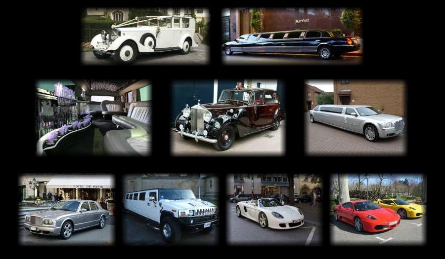 location vehicule prestige
